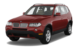 Автомобиль BMW X3 I (E83) Facelift , год выпуска 2006 - 2010