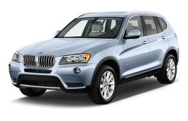 BMW X3 wheels and tires specs icon