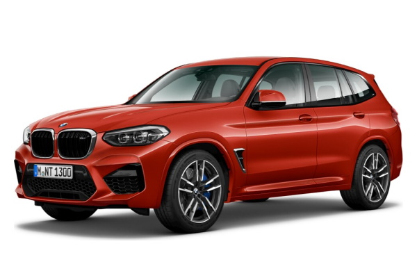 BMW X3 M wheels and tires specs icon