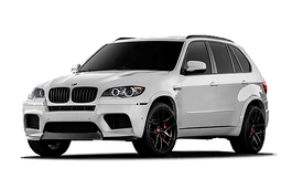 BMW X5 M wheels and tires specs icon