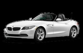 roues et icone de spécifications de pneus pour BMW Z4
