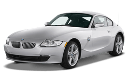 BMW Z4 I (E85/E86) Facelift (E86) Купе