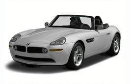 BMW Z8 wheels and tires specs icon