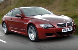 BMW M6 (E63/E64) Coupe