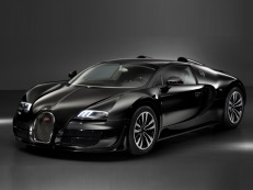 Bugatti Chiron I Coupe