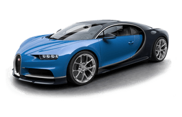 Bugatti Chiron wheels and tires specs icon