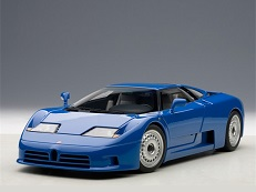 Bugatti EB110 wheels and tires specs icon