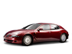Bugatti EB112 wheels and tires specs icon