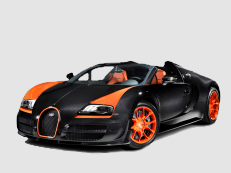 Bugatti Veyron wheels and tires specs icon