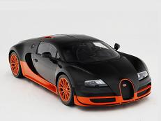 Bugatti Veyron I Coupe