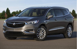 Buick Enclave wheels and tires specs icon