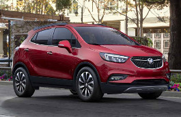 Buick Encore Facelift SUV
