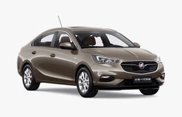 Buick Excelle wheels and tires specs icon