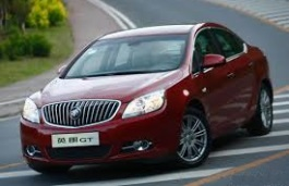 Buick Excelle GT I Saloon