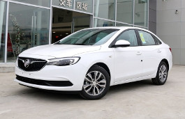 Buick Excelle GT wheels and tires specs icon