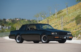 Icona per specifiche di ruote e pneumatici per Buick Grand National