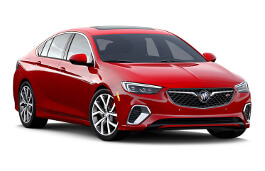 Buick Regal GS wheels and tires specs icon