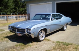 Buick Skylark wheels and tires specs icon