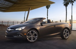 Buick Cascada wheels and tires specs icon