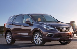 Buick Envision wheels and tires specs icon