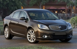 Buick Verano wheels and tires specs icon