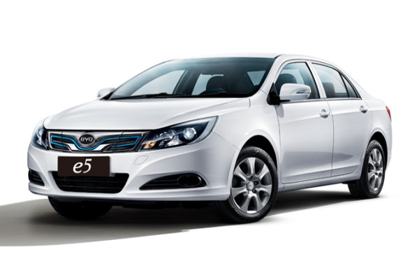 BYD e5 Седан