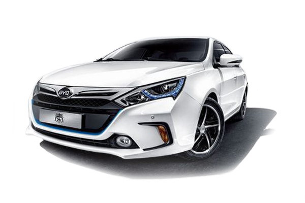 BYD Qin wheels and tires specs icon