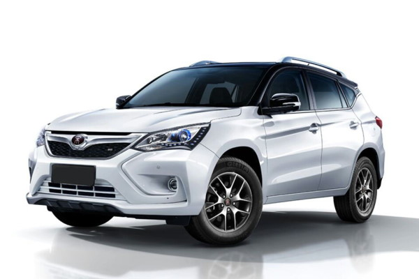 BYD S5 wheels and tires specs icon
