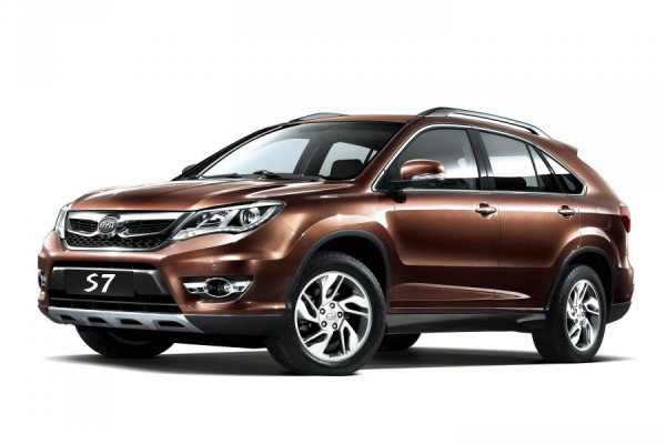 BYD S7 wheels and tires specs icon