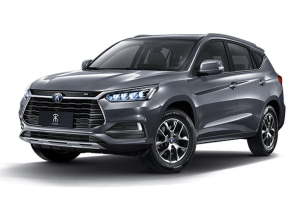 比亞迪 宋 I Facelift SUV