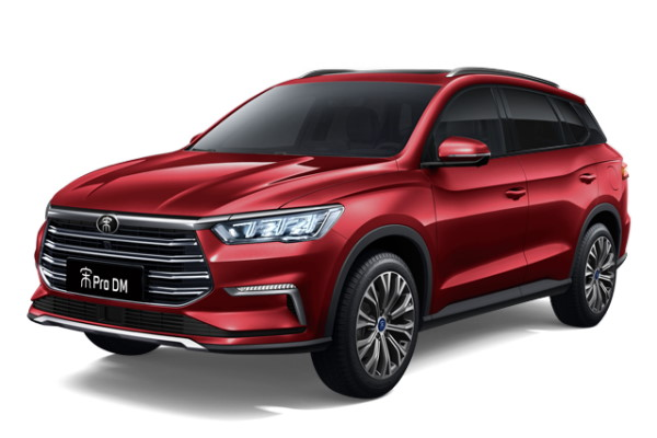 BYD Song Pro SUV DM