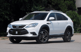 BYD Tang Closed Off-Road Vehicle