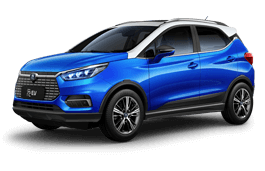 BYD Yuan EV Hatchback