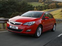 Vauxhall Astra J Hatchback