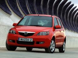 Mazda Mazda2 I (DY) Hatchback