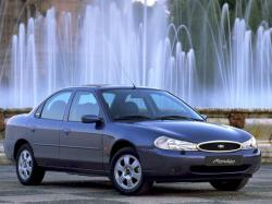 Ford Mondeo MK2 Saloon