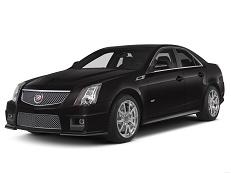 Cadillac CTS GM Sigma II Saloon