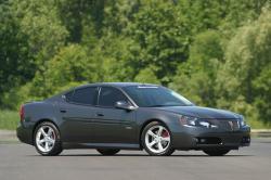 Pontiac Grand Prix 2006 Wheel Amp Tire Sizes Pcd Offset