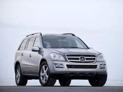 Mercedes-Benz GL-Class I (X164) Closed Off-Road Vehicle
