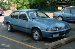Chevrolet Cavalier II Saloon