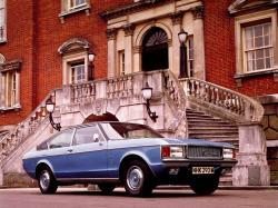 フォード Granada I クーペ