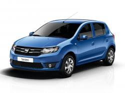 Dacia Sandero wheels and tires specs icon