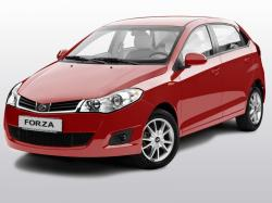 Icona per specifiche di ruote e pneumatici per ZAZ Forza