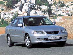 Mazda 626 V (GF) Saloon