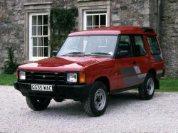 Land Rover Discovery I Closed Off-Road Vehicle