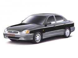 Hyundai Sonata IV (EF) Saloon