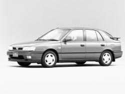 Nissan Pulsar IV (N14) Hatchback