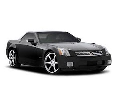 Cadillac XLR wheels and tires specs icon