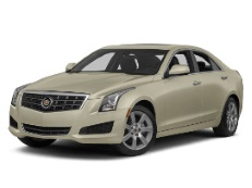 Cadillac ATS GM Alpha I Berline