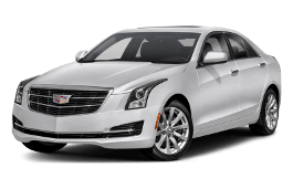 Cadillac ATS Facelift Berline